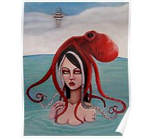 Aquatic Symbiotic Poster