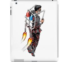Jetpack Man iPad Case/Skin