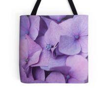 108 Mum's Pink hydrangea Tote Bag