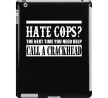 Cops? iPad Case/Skin