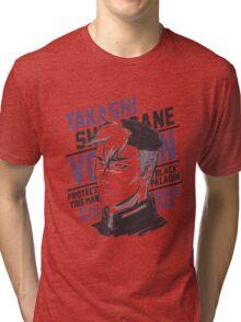 Save Shiro 2k16 Tri-blend T-Shirt