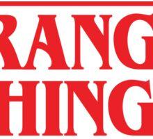 Kids of Stanger Things Sticker