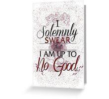 I have Faith Greeting Card