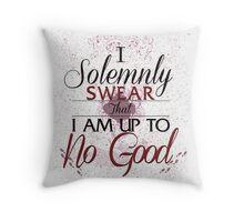 I have Faith Throw Pillow