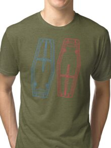 Feddie Shield Graphic Tri-blend T-Shirt