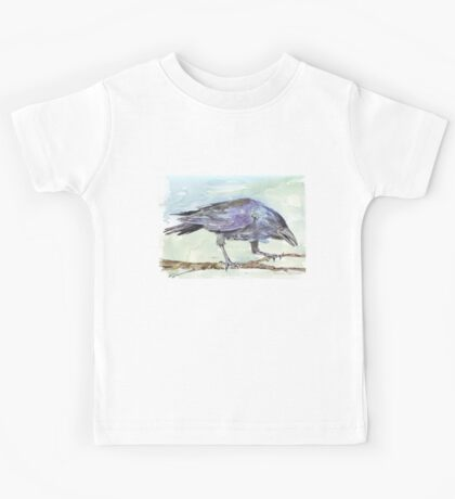 Crows are messengers - Coco Kids Tee