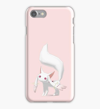 Kyubey  キュゥべえ iPhone Case/Skin