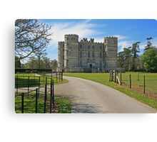 Lulworth Castle Canvas Print