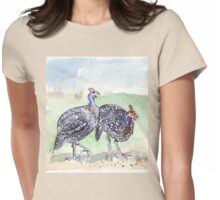 The Guineas are back! Womens Fitted T-Shirt