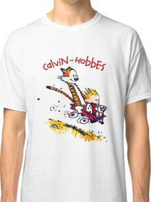 Calvin and Hobbes T-shirt - Funny shirt  Classic T-Shirt