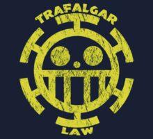 T-shirt one piece Trafalgar Law One Piece - Long Sleeve