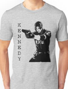 Leon Kennedy Resident Evil 2 Unisex T-Shirt