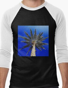 California at its Best... Men's Baseball ¾ T-Shirt
