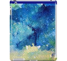 Tree Series - Trees in the Orchard 2 RH Section only iPad Case/Skin