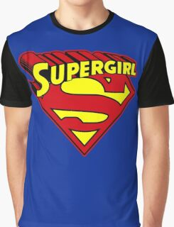 Strongerst Girl Graphic T-Shirt