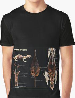 Rat Internal Organs Graphic T-Shirt