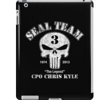 American Legend - US Sniper Chris Kyle  iPad Case/Skin