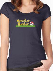Monster Hunter Women's Fitted Scoop T-Shirt