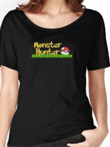 Monster Hunter Women's Relaxed Fit T-Shirt