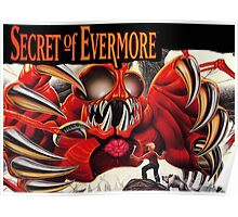 Secret Of Evermore Poster