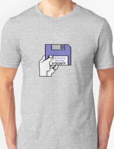 Insert Workbench disk Unisex T-Shirt