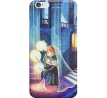 Harry Potter comic iPhone Case/Skin