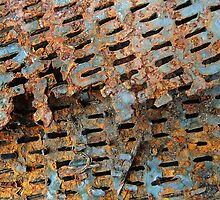 Grid Abstract by Alexandra Lavizzari