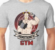 Armstrong's Gym Unisex T-Shirt