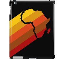 AFRICA RETRO iPad Case/Skin