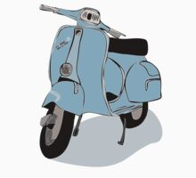 Vespas are so hot right now! by Leanne Kelly