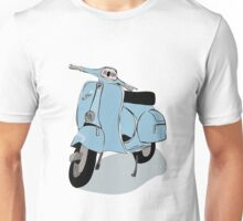 Vespas are so hot right now! Unisex T-Shirt