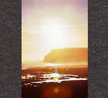 Coastal sunset in watercolor Unisex T-Shirt