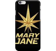MARY JANE GOLD iPhone Case/Skin