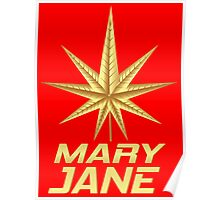 MARY JANE GOLD Poster