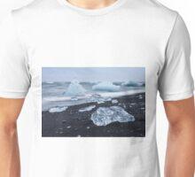 Jokulsarlon glacier lagoon,iceland Unisex T-Shirt