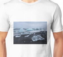 Jokulsarlon glacier lagoon, Iceland Unisex T-Shirt