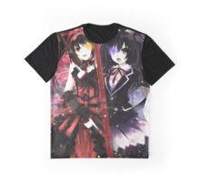 touka vs kurumi Graphic T-Shirt