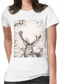Within The Sleeping Forest  Womens Fitted T-Shirt