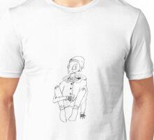Homeless dude Unisex T-Shirt