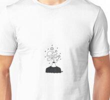 head planets Unisex T-Shirt