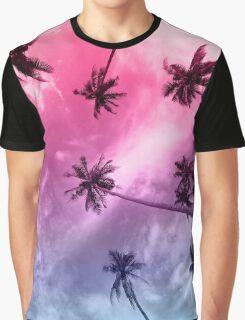 Miami Palms Graphic T-Shirt