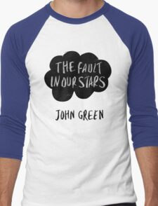 The Fault In Our Stars Men's Baseball ¾ T-Shirt