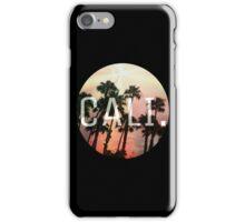 cali. iPhone Case/Skin
