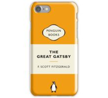 The Great Gatsby - Popular Penguins iPhone Case/Skin