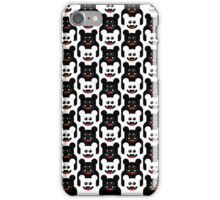 BEAR CROWD iPhone Case/Skin