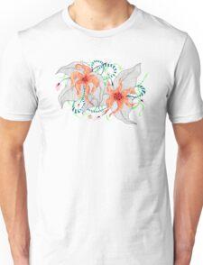 Mystical Flora Unisex T-Shirt
