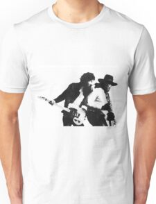 Bruce and Clarence 4 Unisex T-Shirt