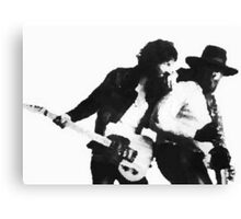 Bruce and Clarence 4 Canvas Print
