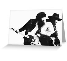 Bruce and Clarence 4 Greeting Card