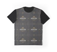 ArchieLuxury Royal & Class Graphic T-Shirt